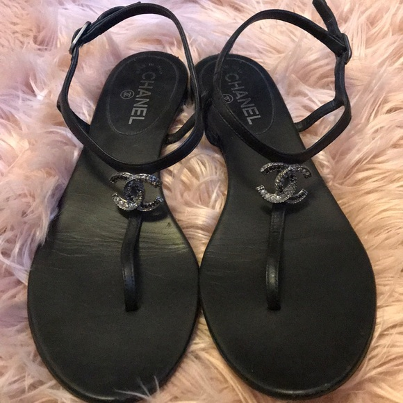 Chanel sandals ce6174a0b7
